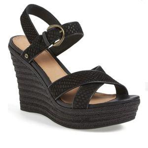 UGG Jazmine Mar wedge sandal